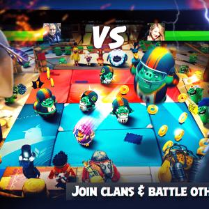 Le jeu de rôle Angry Birds Evolution maintenant disponible sous Android