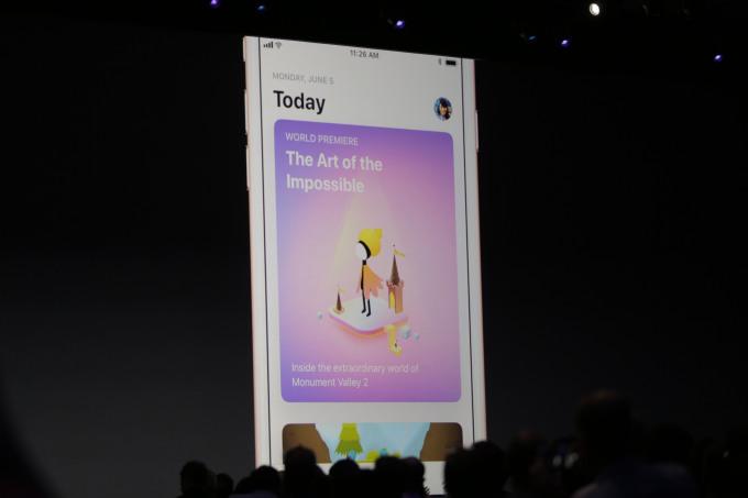 Découvrez la refonte de l'App Store, il a été entièrement refait