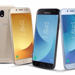 Samsung Galaxy J3, J5 et J7 (2017) annoncés : caractéristiques, disponibilités et prix