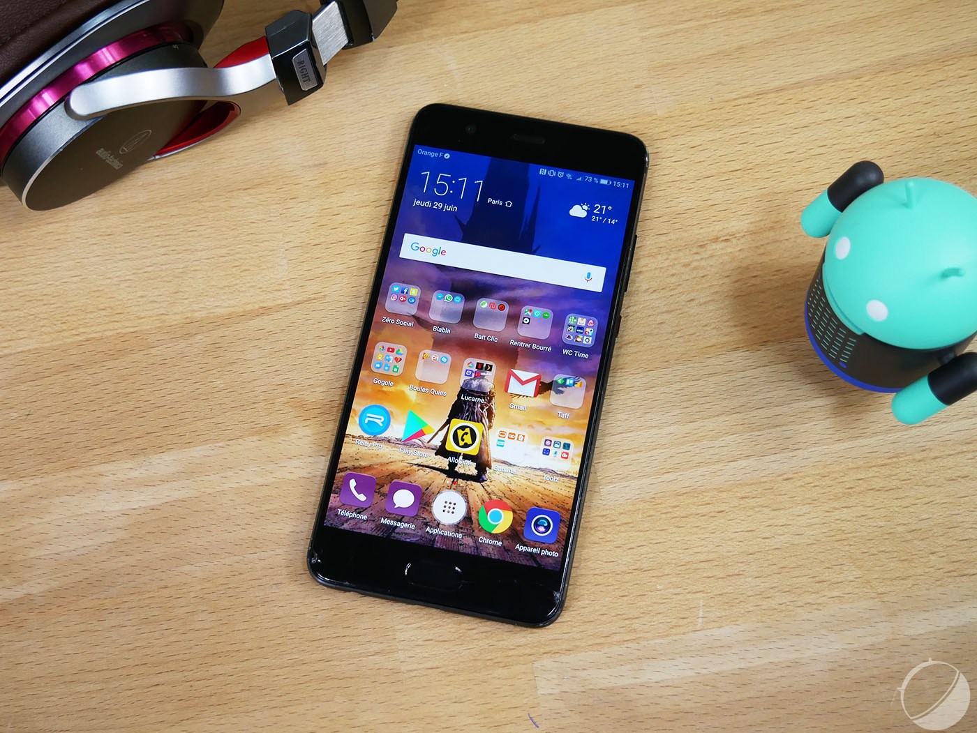 Les Huawei P11 et P12 apparaissent sur le site officiel de la marque