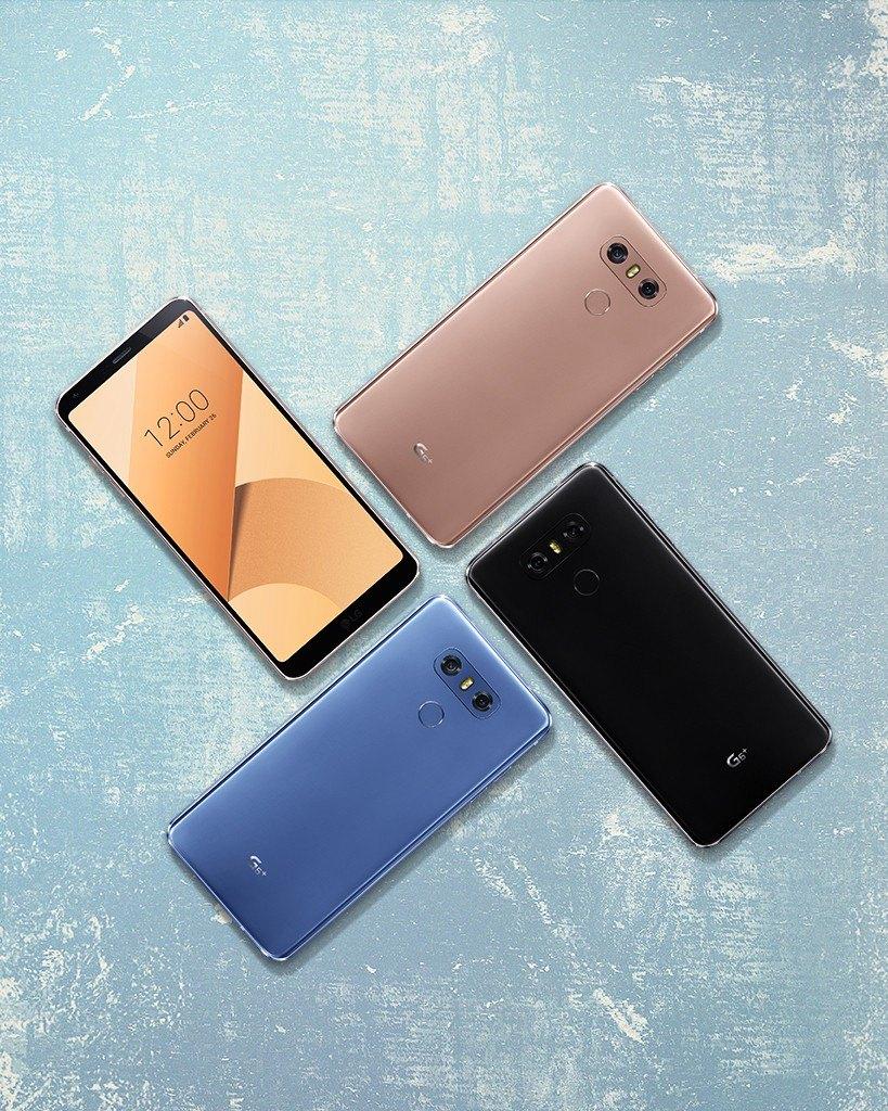 LG G6+ : plus puissant, mais un peu décevant