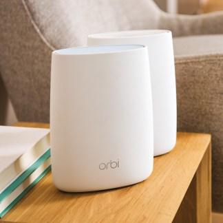 Google Wifi, Linksys Velop, Netgear Orbi : comparatif de solutions Wi-Fi mesh