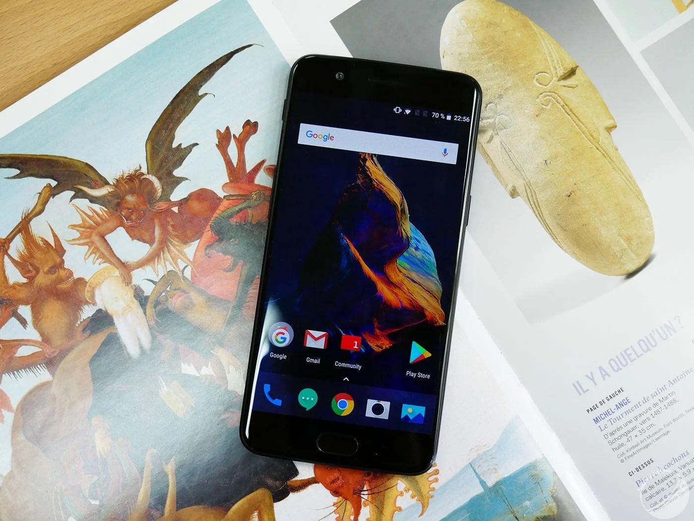 🔥 Bon Plan : Le OnePlus 5 est à 390,43 euros au lieu de 499 euros sur TomTop