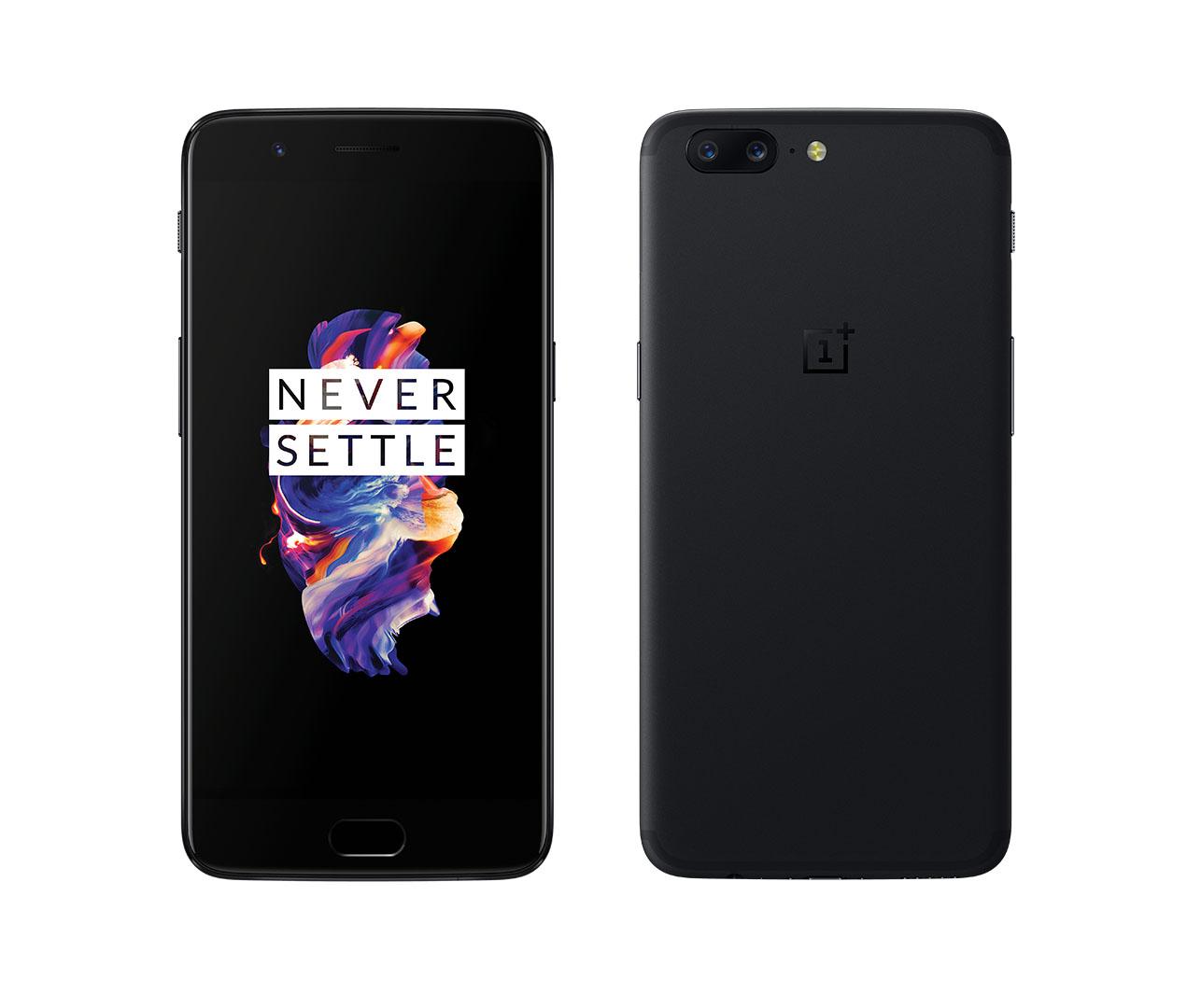 OnePlus 5 : le flagship killer est officialisé