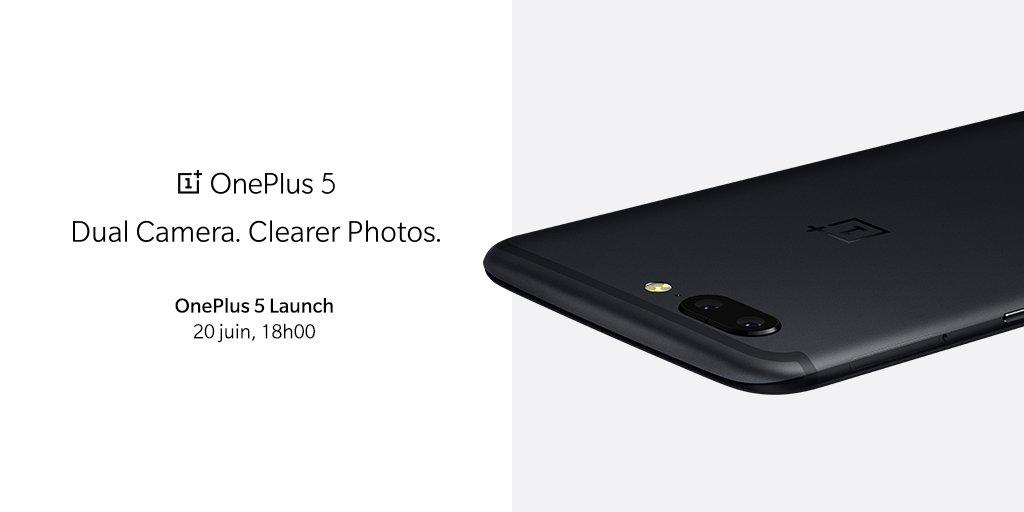 Tech'spresso:OnePlus 5, vol chez Samsung et Google Pixel 2