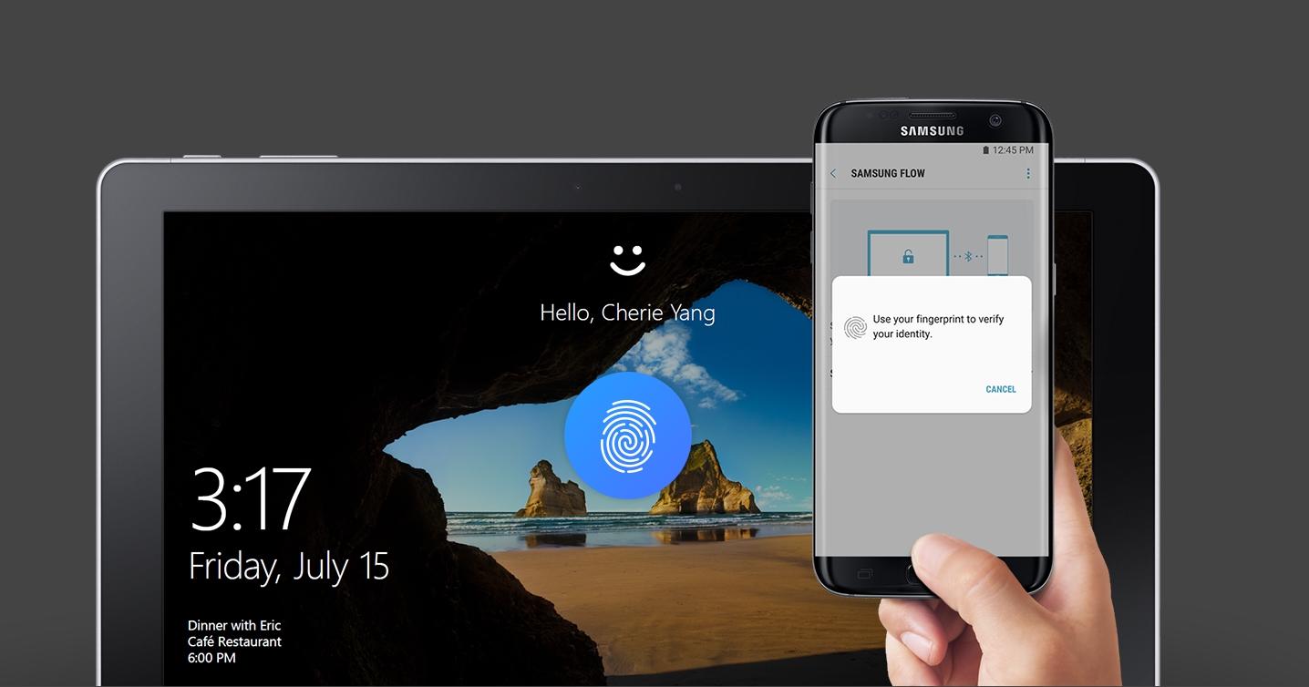 Tech'spresso : Samsung Flow sur Windows 10, soldes d'été et MAJ du OnePlus 5