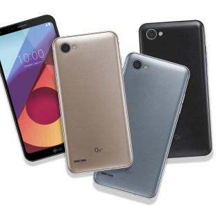 LG Q6 : prix et date de lancement en France