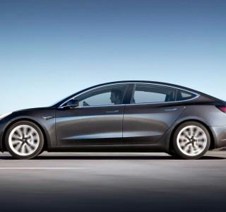 Tesla Model3 à 36800euros: merci le bonus écologique maximal