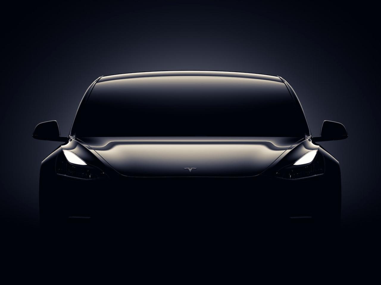 Tesla Model 3 : la date et l'heure de lancement annoncées