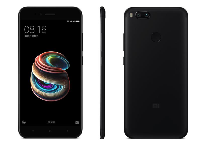 Le Xiaomi Mi 5X est disponible en précommande chez GearBest à 256,8 euros