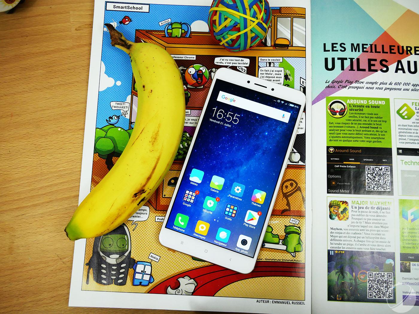 Xiaomi Mi Max 3: le smartphone géant sera lancé cet été, c'est confirmé