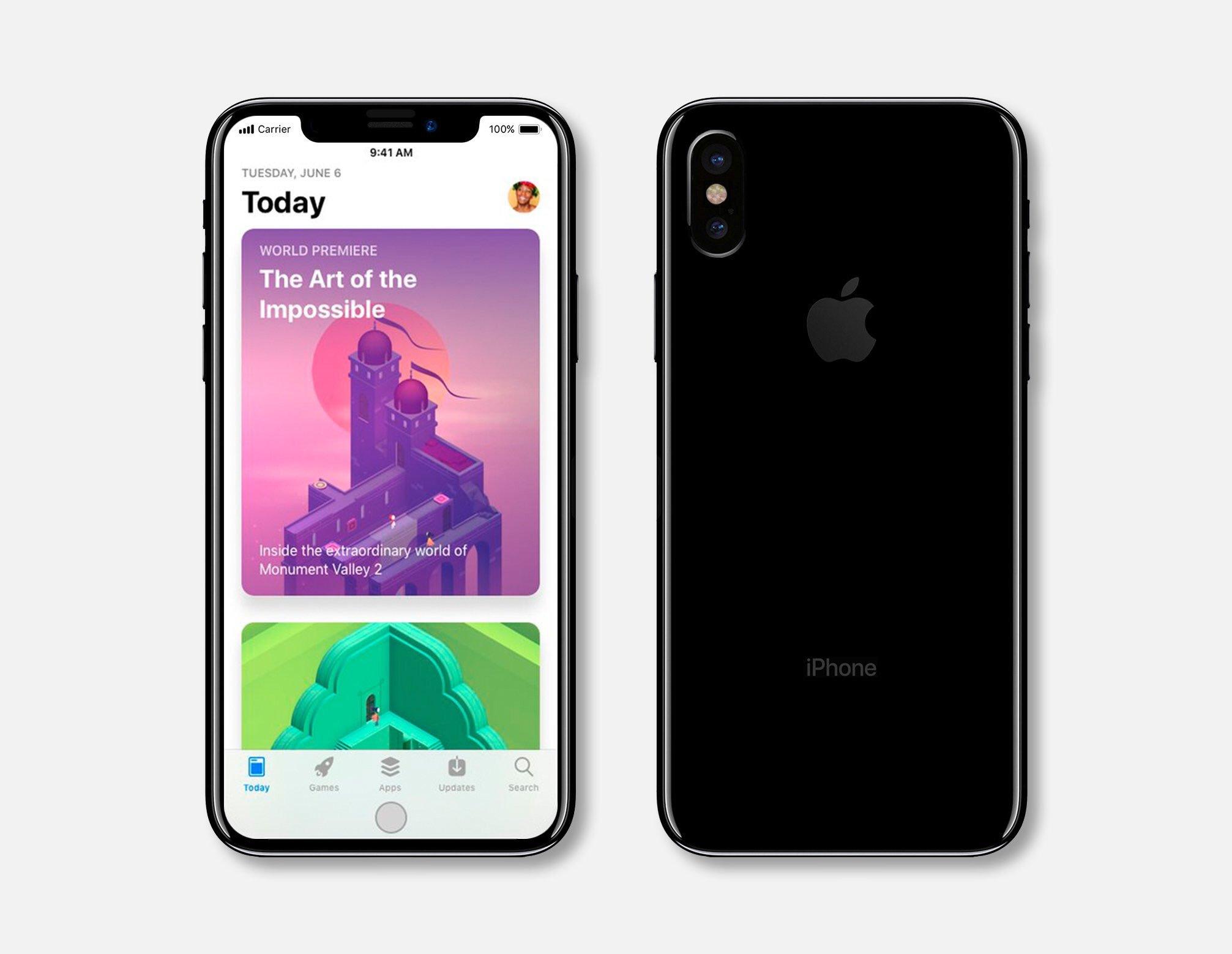 Apple iPhone 8 : un opérateur aurait lâché la date de mise en vente