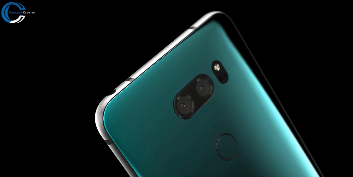 LG V30: le nom et l'objectif f/1,6 confirmés par LG