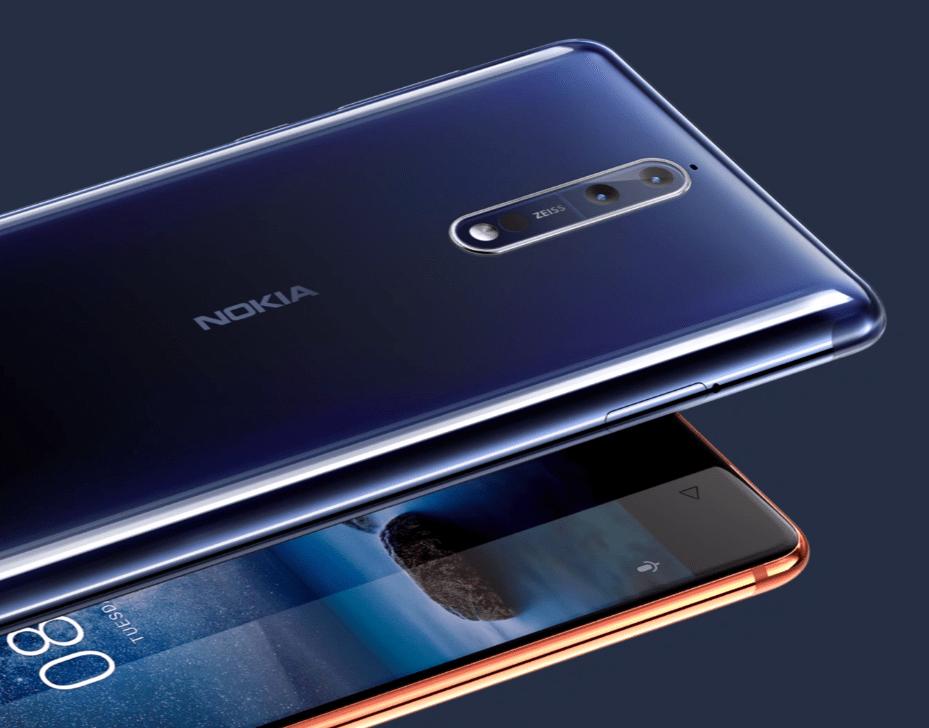 Tech'spresso : Nokia 8, Google paye Apple (très cher) et Sony Xperia XZ1