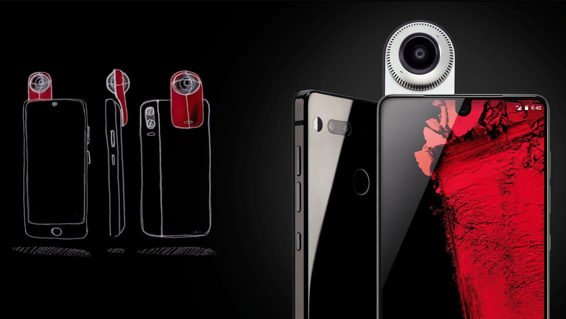 L'Essential Phone est désormais en vente aux États-Unis