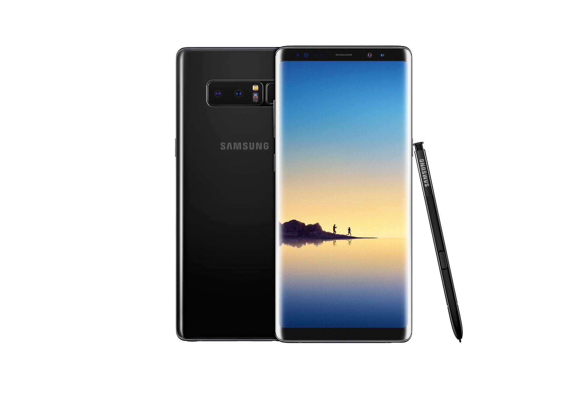 Samsung Galaxy Note 8 : prix et disponibilité, avec une exclusivité Orange