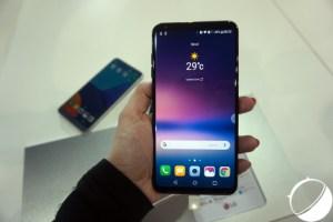 Prise en main du LG V30 : le meilleur challenger face au Samsung Galaxy Note 8