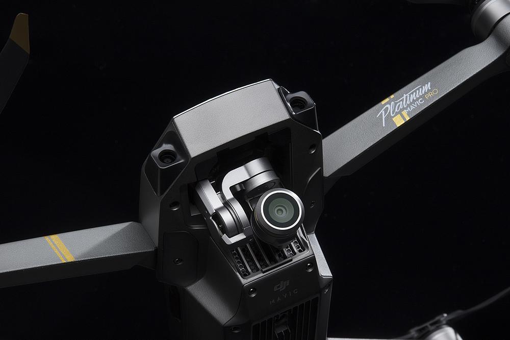 DJI écrase la concurrence à l'IFA : Phantom 4 Pro Obsidian, Mavic Pro Platinum et une mise à jour Spark