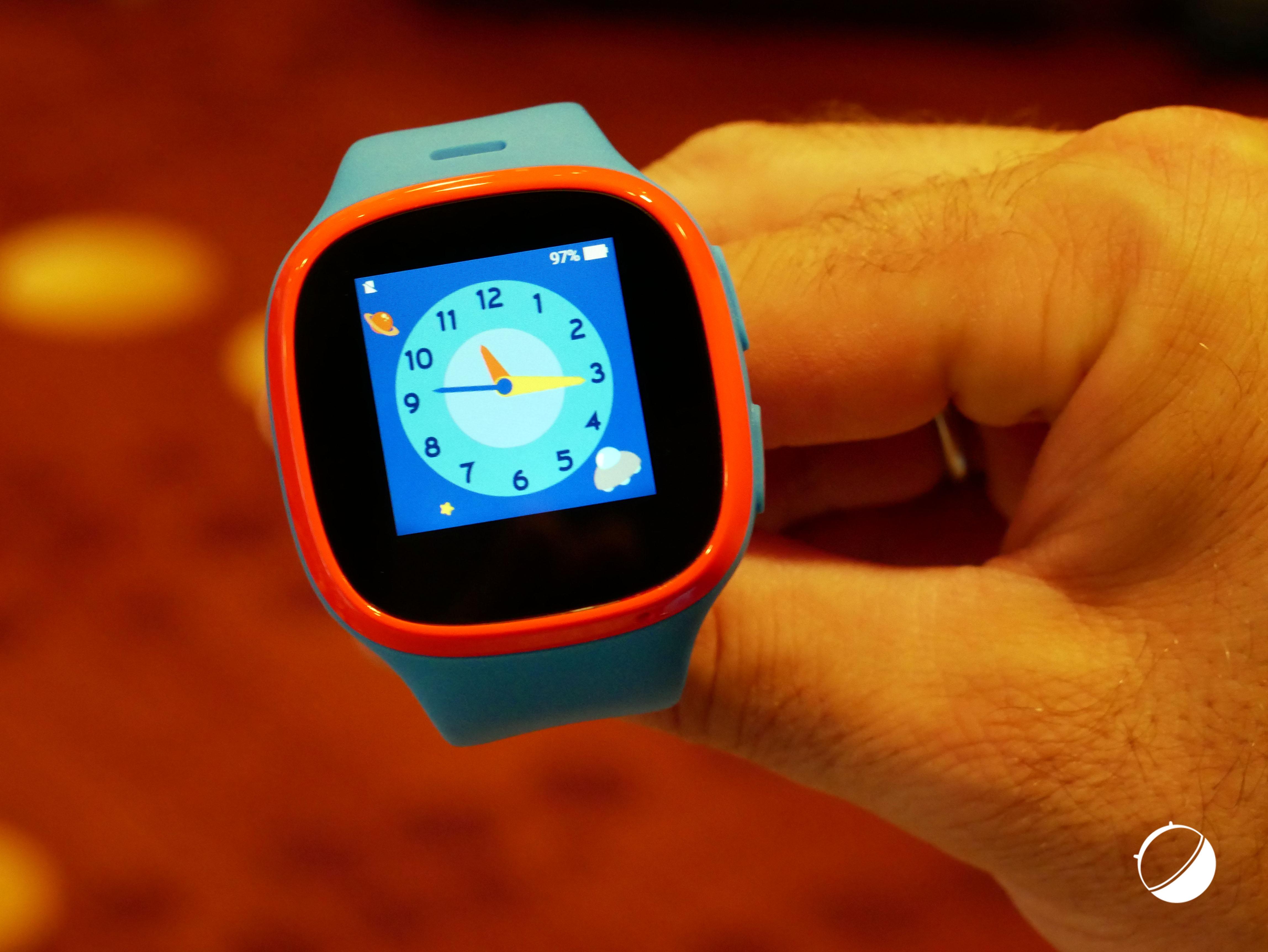 Alcateldévoile une nouvelle montre connectée pour les enfants