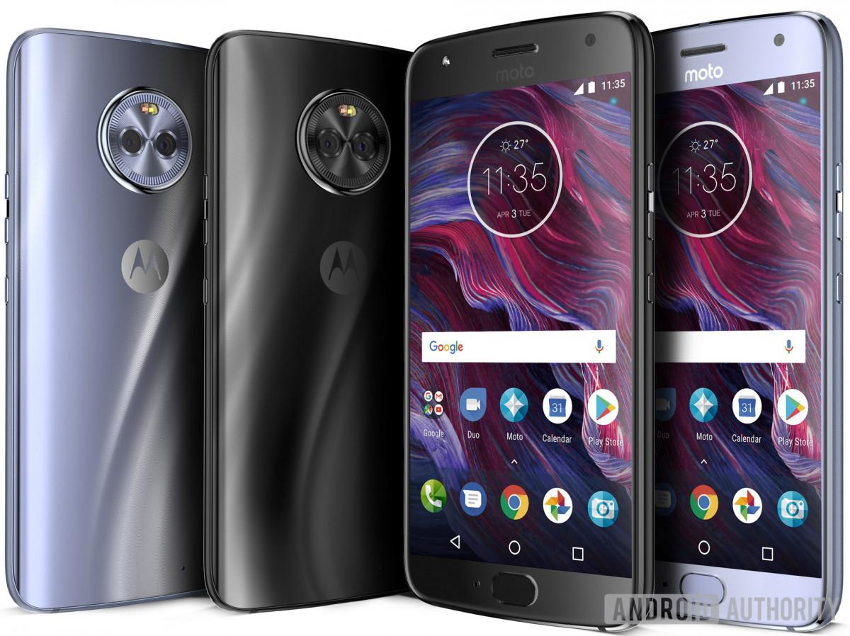 Motorola Moto X4 : le nouveau smartphone milieu de gamme présenté à l'IFA 2017