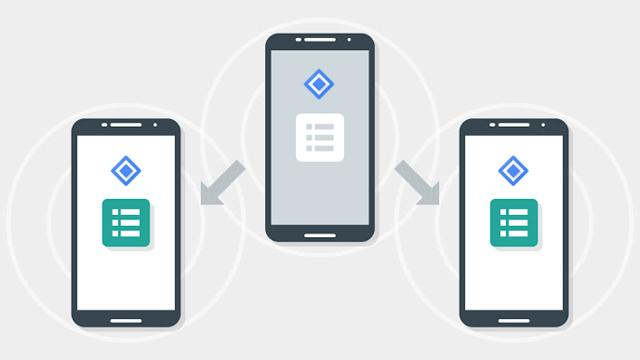 Nearby Connections 2.0 : comment connecter deux appareils Android sans accès à Internet