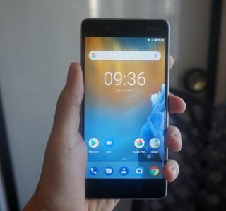 Prise en main du Nokia 8 : le retour du fleuron européen