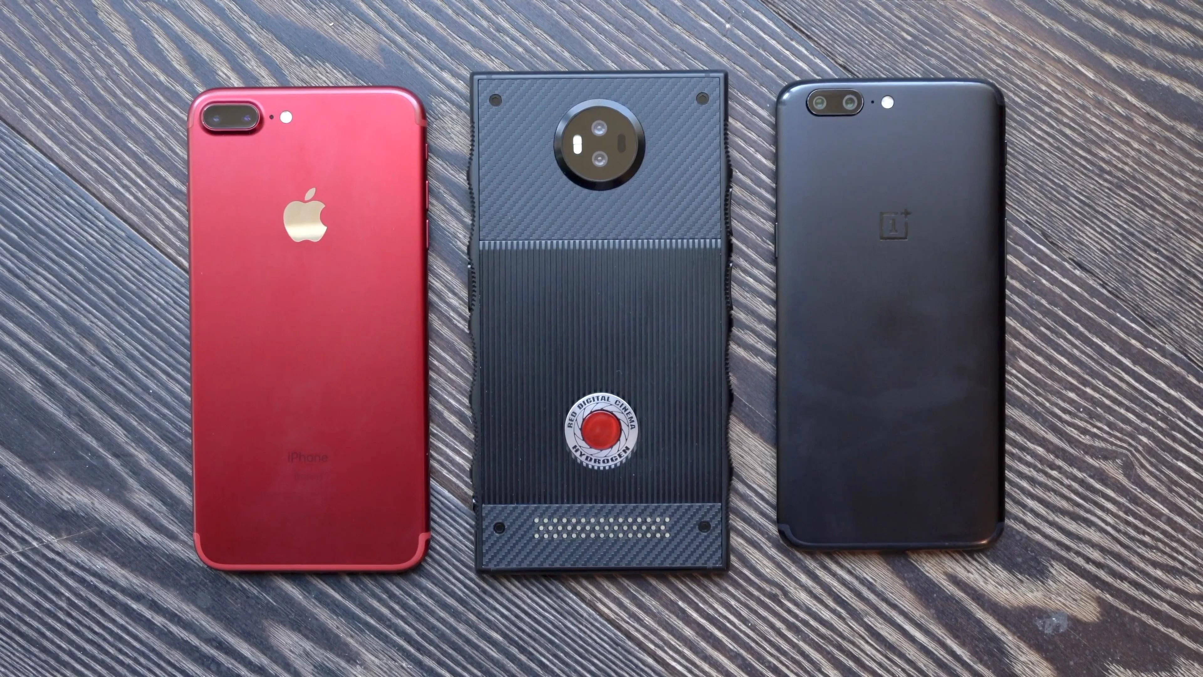 La caméra du Red Hydrogen serait meilleure qu'un appareil photo reflex
