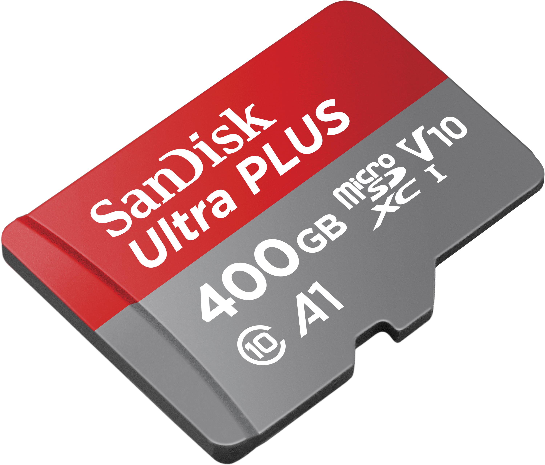 Nouveau record de capacité : SanDisk lance une microSD de 400 Go à l'IFA 2017