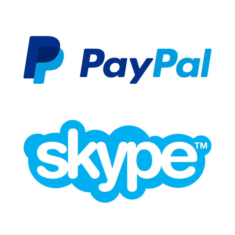 Remboursez vos amis avec Skype et PayPal