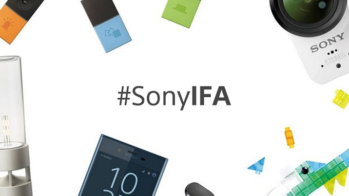 Comment suivre la conférence Sony à l'IFA 2017 ?