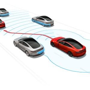 Tesla : vers des véhicules entièrement autonomes sans radars