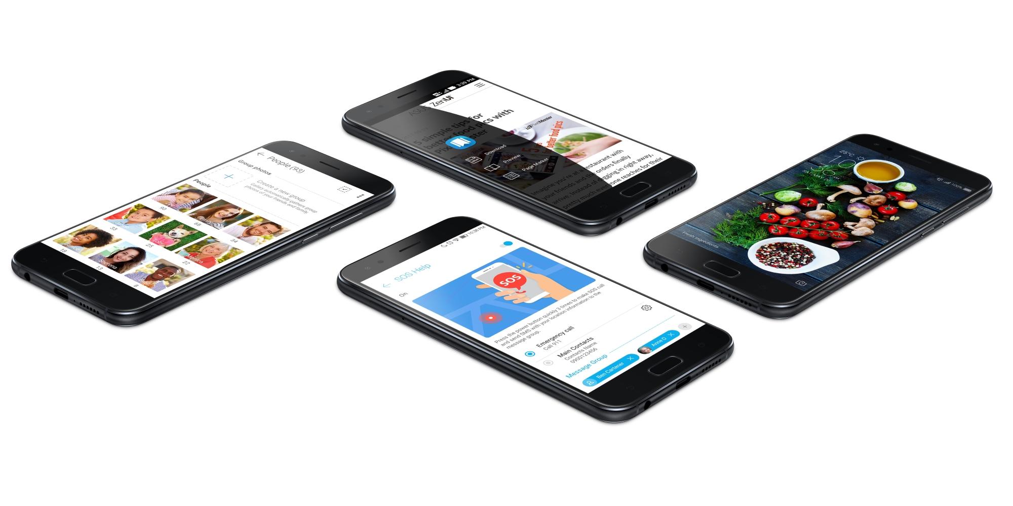 Asus lance le Zenfone 4 en Chine : voici ses caractéristiques