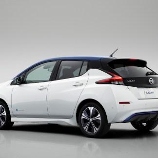 La Nissan Leaf long range rivalisera avec la Tesla Model 3
