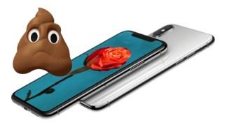 Ce qui cloche avec l'Apple iPhone X