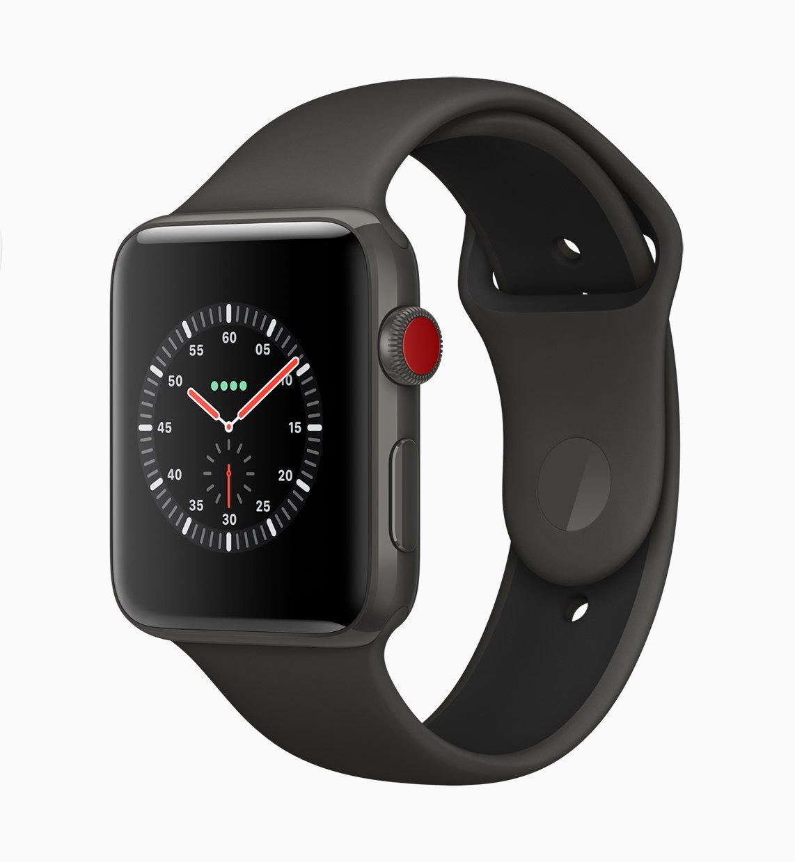 L'Apple Watch Series 3 est disponible : où l'acheter au meilleur prix ?