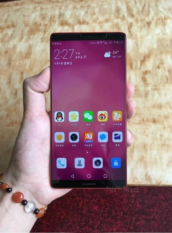 Huawei Mate 10 : c'est confirmé, il aura une grosse batterie