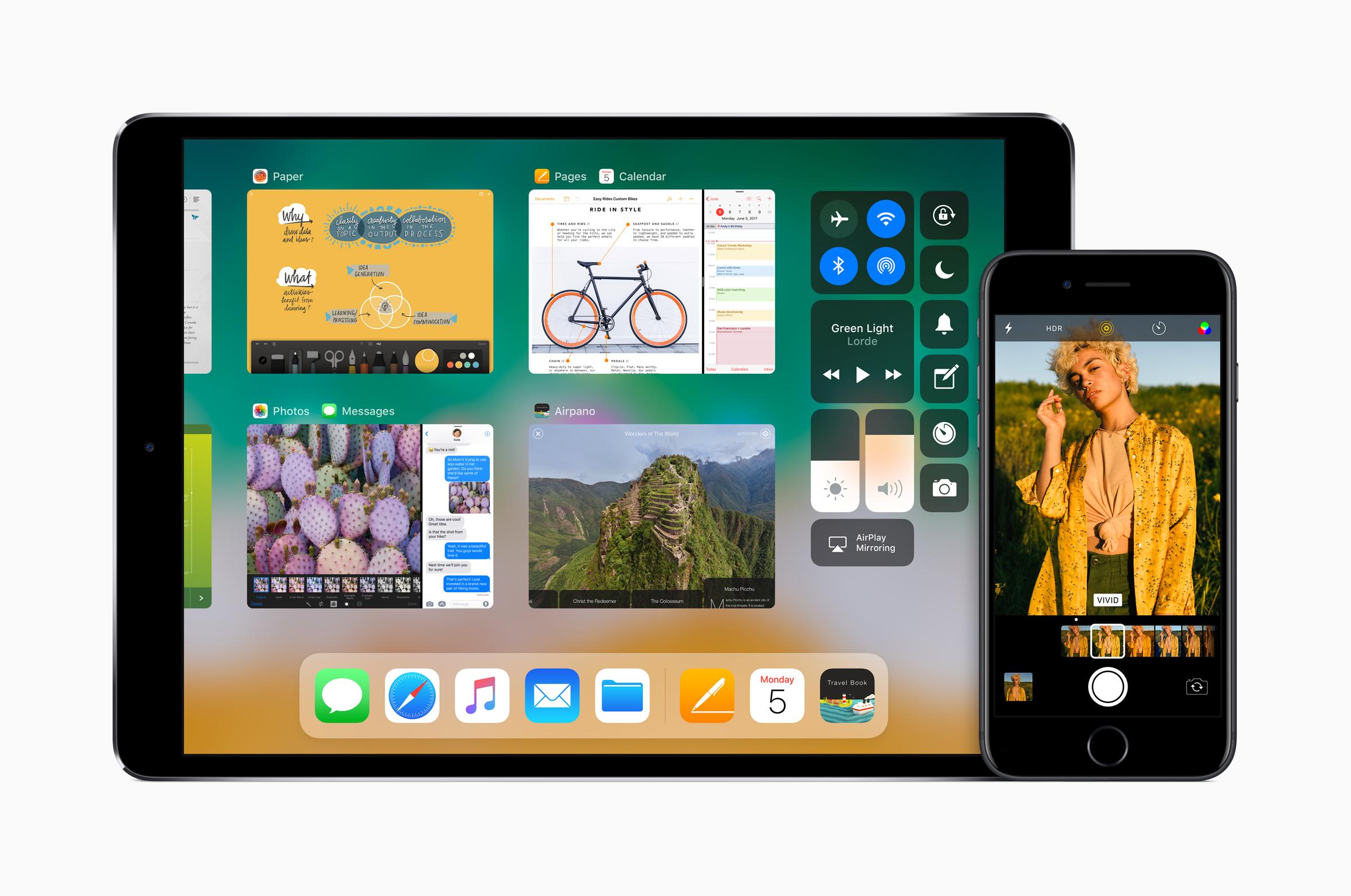 iOS 11 : ce qui lui manque (ou pas) face à Android