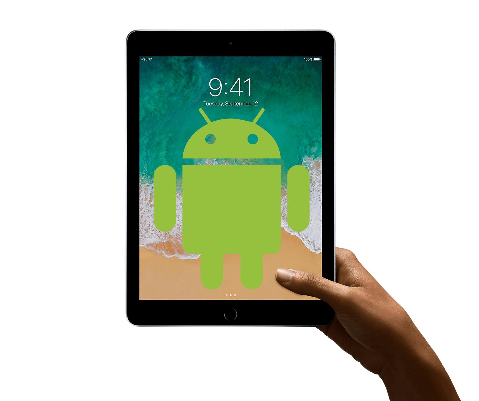 Pourquoi j'ai acheté un iPad plutôt qu'une tablette Android