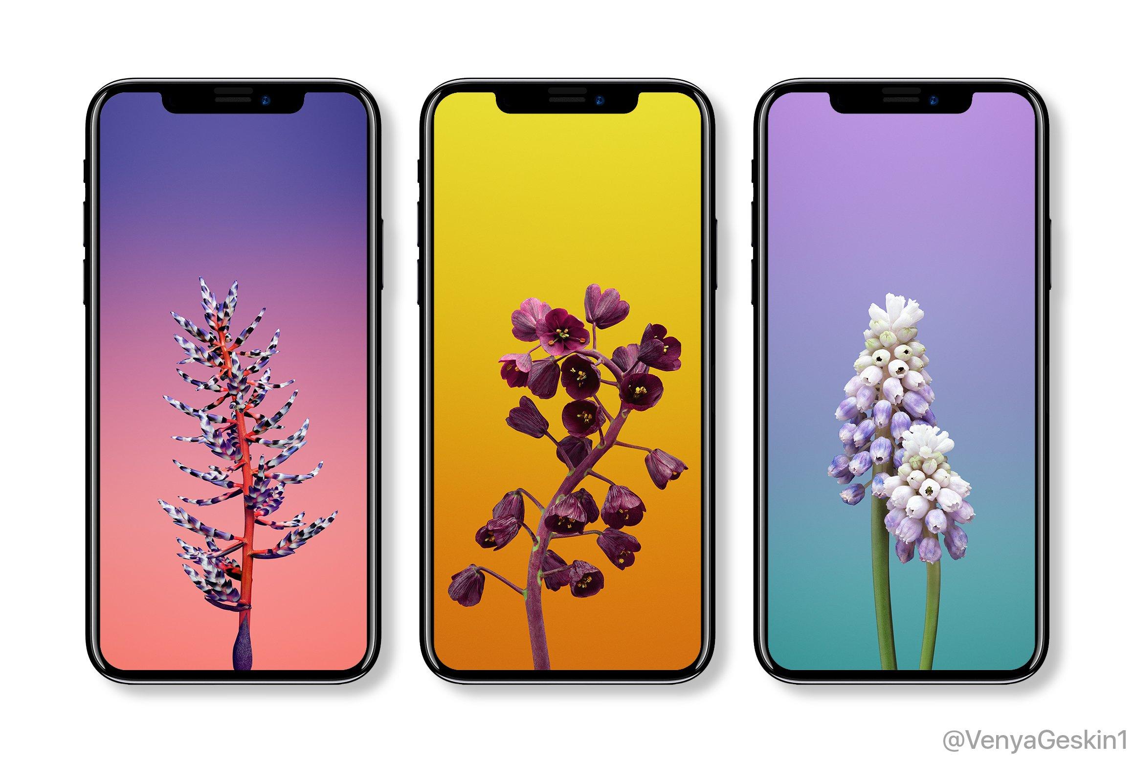 Apple iPhone X : iOS 11 confirme les caractéristiques et révèle des nouveautés
