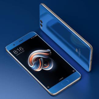 Le Xiaomi Mi Note 3 est dévoilé : design, caractéristiques et prix