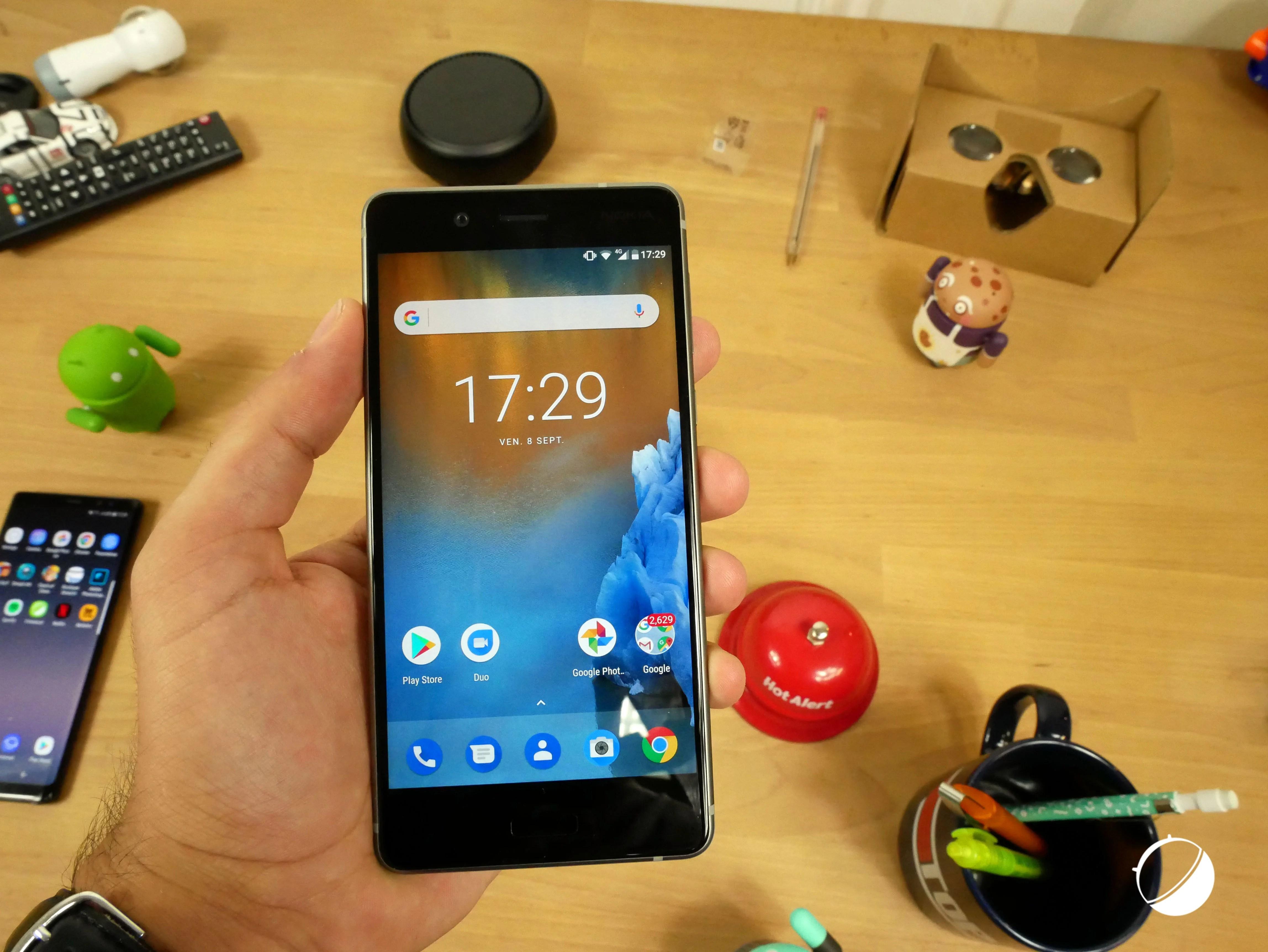 🔥 Bon Plan : le Nokia 8 à 260 euros au lieu de 599 euros sur Cdiscount