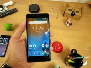 Test du Nokia 8: bien, mais peut mieux faire