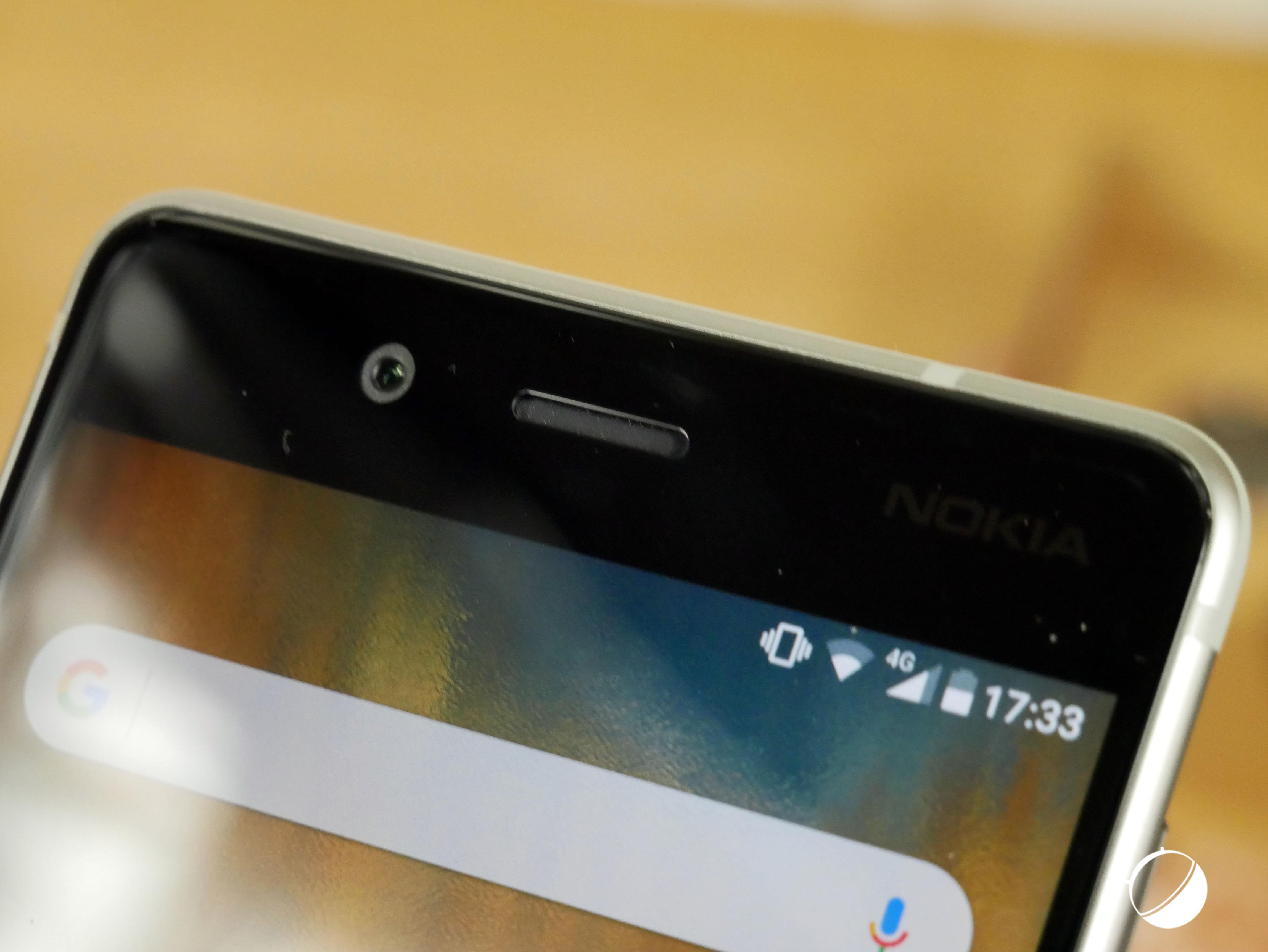 Nokia 9:un double capteur photo en façade?