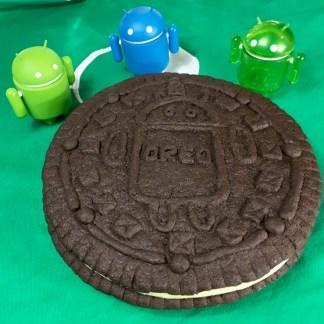 Recette : notre gâteau Oreo pour fêter l'arrivée d'Android 8.0