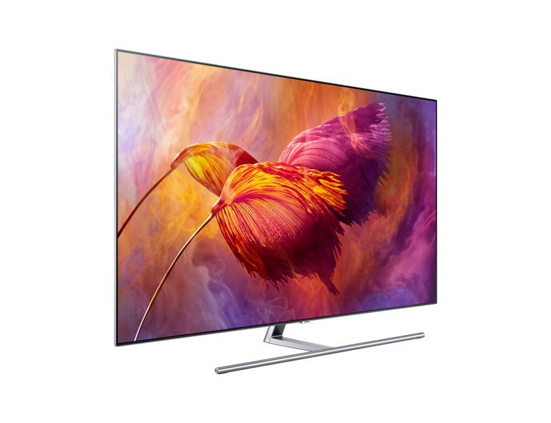 Samsung Q8F : un nouveau TV QLED «plat» annoncé à l'IFA 2017