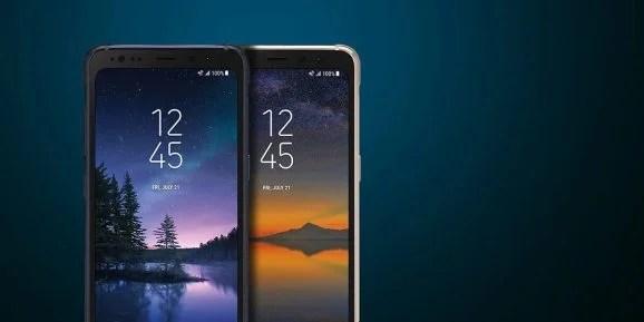 Samsung Galaxy S8 Active : il échappe aux griffes d'AT&T