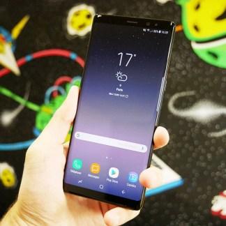 Le Samsung Galaxy Note 9 intégrerait un cinquième bouton physique
