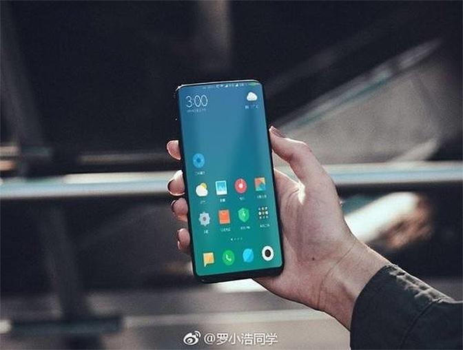 Non, ceci n'est pas un Xiaomi Mi Mix 2