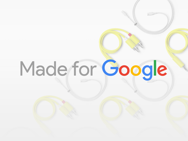 Google prépare un programme d'accessoires certifiés pour ses appareils