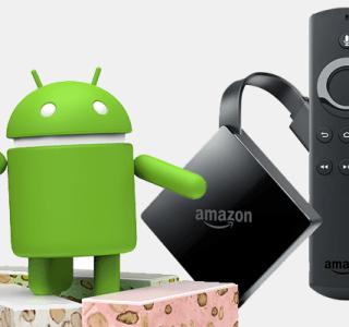 Amazon Fire OS 6.0 : le fork d'Android est désormais basé sur Nougat